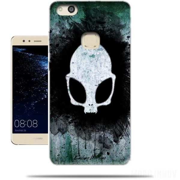 coque huawei p10 lite skull