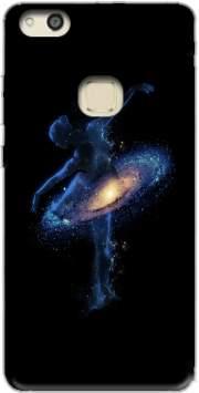 coque huawei p10 lite astronaute