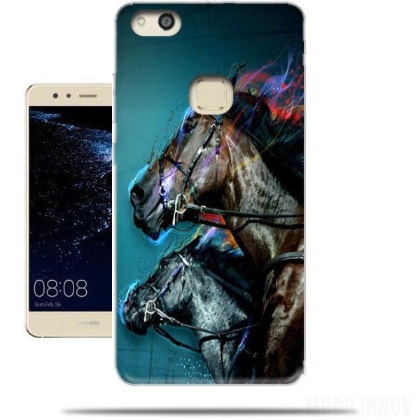 coque telephone huawei p10 lite cheval