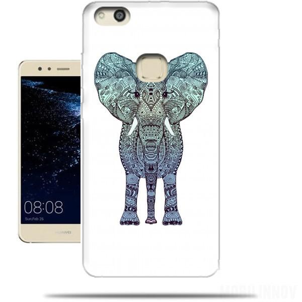 coque silicone huawei p10 lite elephant