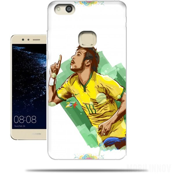 coque huawei p10 lite football france