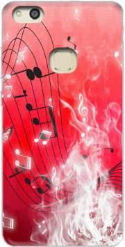 coque huawei p10 lite musique
