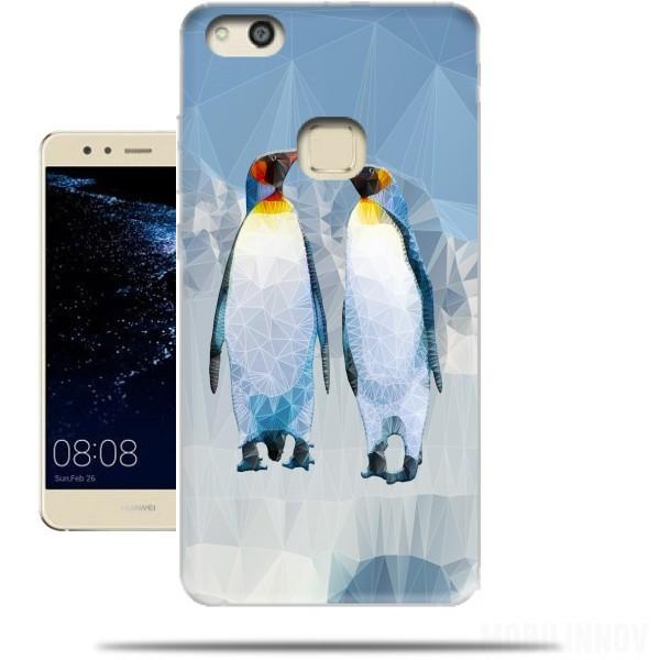 coque huawei p10 lite pingouin