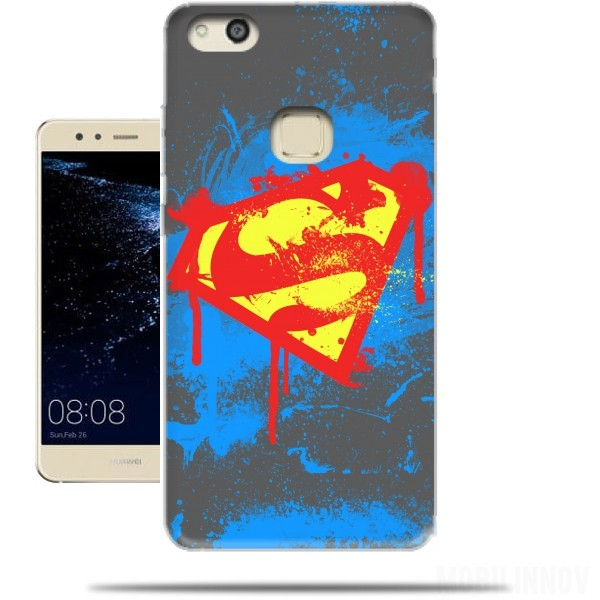 coque huawei p10 lite justice league