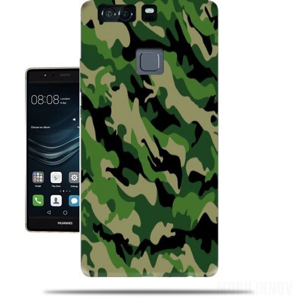coque camouflage huawei p9