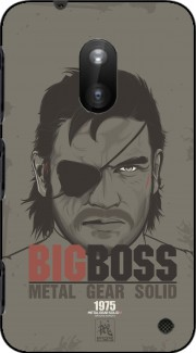 silicone Metal Gear Solid V: Ground Zeroes pour Nokia Lumia 620