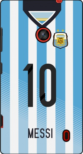coque Argentina pour Nokia Lumia 630