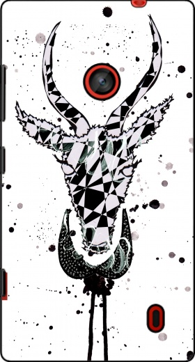 Antelope Masquerade on Nokia Lumia 635