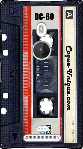 coque nokia lumia 925 cassette audio k7 originale et pas cher. Black Bedroom Furniture Sets. Home Design Ideas