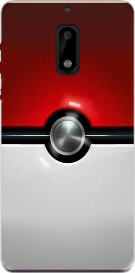 coque iphone 6 pokeball