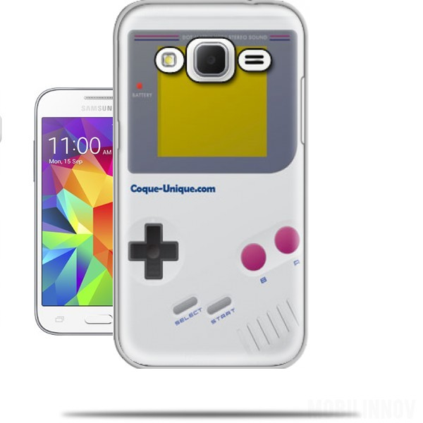 coque samsung j3 2017 game boy