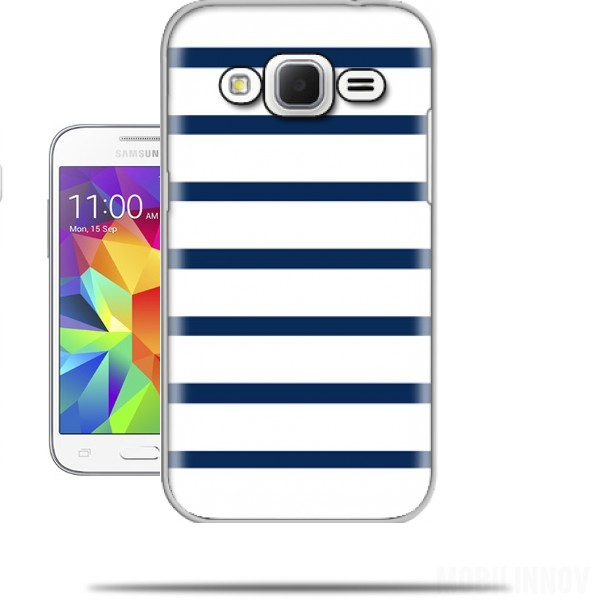 coque galaxy s6 mariniere