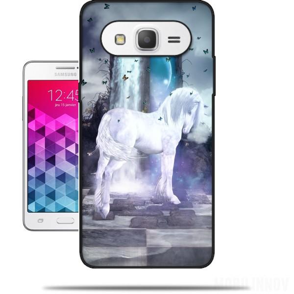 coque samsung galaxy grand prime licorne