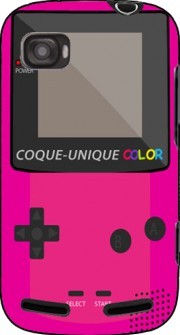 silicone GameBoy Color Rose pour SFR STARADDICT II Plus