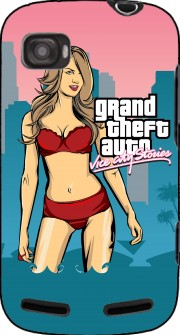 silicone GTA collection: Bikini Girl Miami Beach pour SFR STARADDICT II Plus