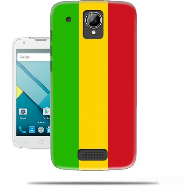 coque iphone 7 drapeau mali