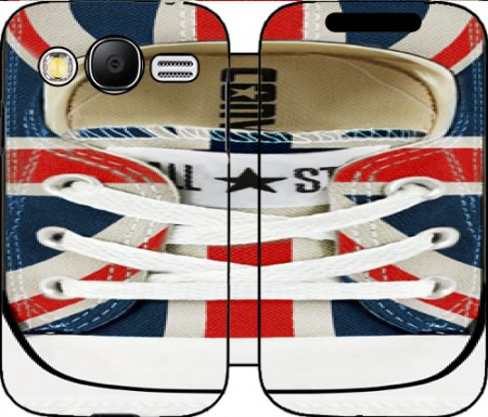 Star Union Jack London Pour Samsung Galaxy Trend Car Interior Design