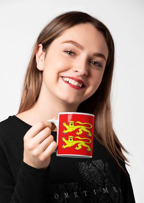mug Drapeau Normand