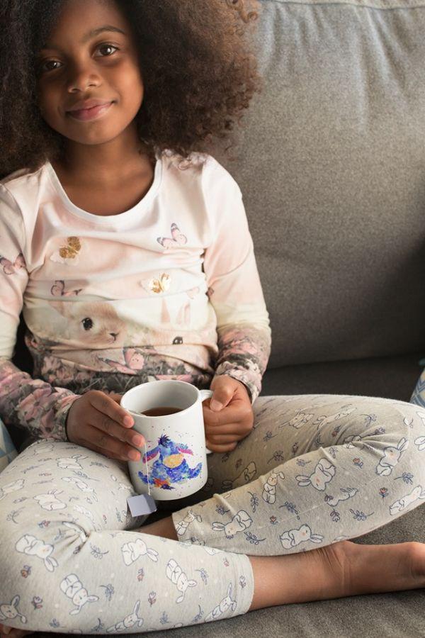 mug Bourriquet Water color style