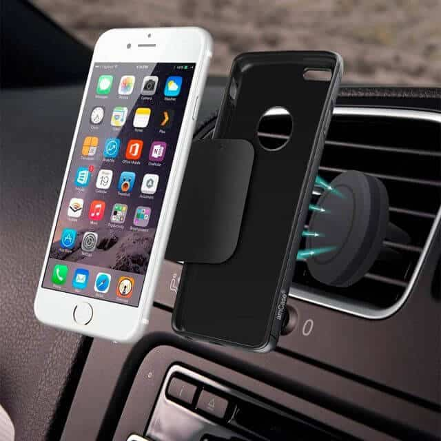 support voiture iPhone 11