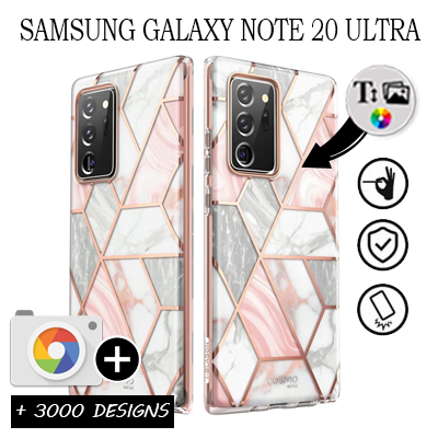 Coque personnalisée Samsung Galaxy Note 20 Ultra