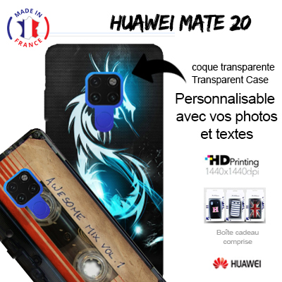 coque personnalisee Huawei Mate 20