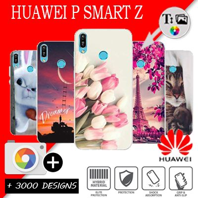 coque huawei p smart 2019 support bague