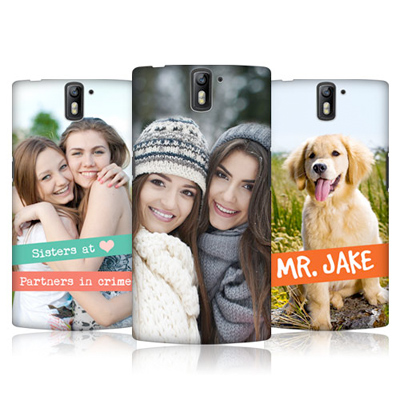 coque personnalisée One Plus One