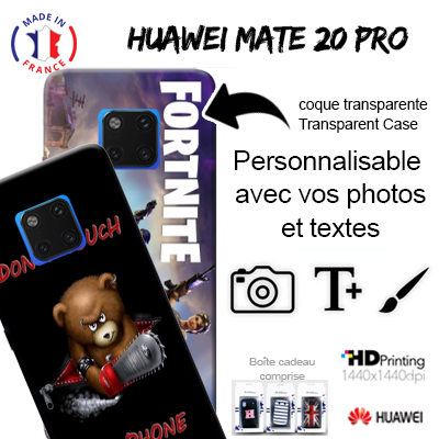 Coque personnalisée Huawei Mate 20 Pro