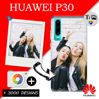 Coque personnalisée Huawei P30