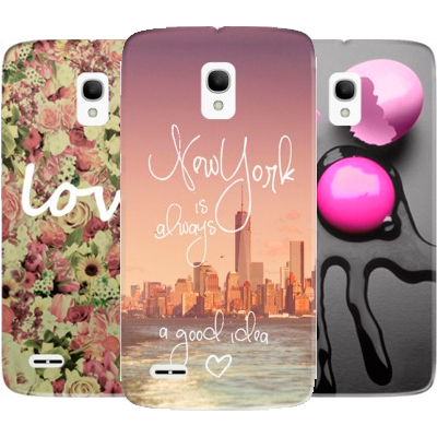 coque personnalisee ALCATEL POP 2 5""