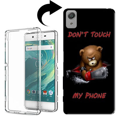 coque personnalisee Sony Xperia XA