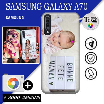 lot de coque samsung galaxy a70