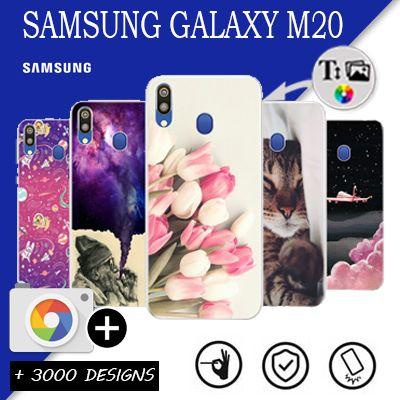 samsung galaxy m20 coque
