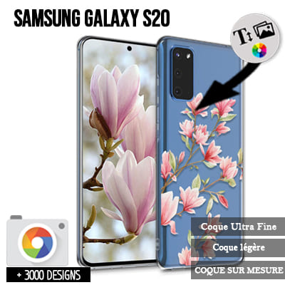 Coque Samsung Galaxy S20 / S20 5G personnalisée