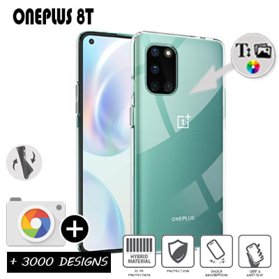 Silicone personnalisée OnePlus 8T