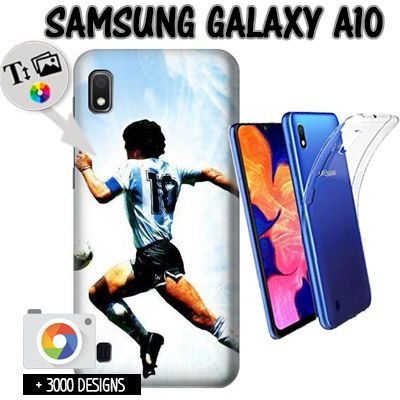 coque samsung a10 football