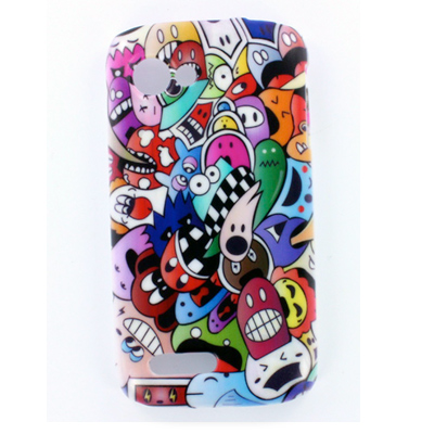 coque personnalisee Wiko Cink Slim
