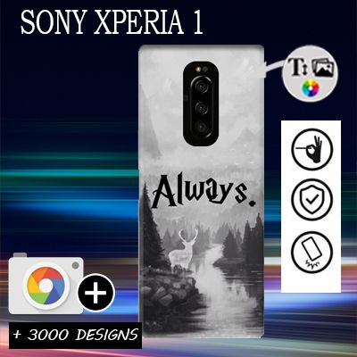 Coque personnalisée Sony Xperia 1