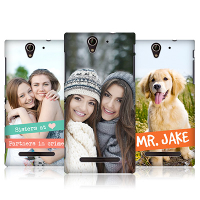 coque personnalisée Sony Xperia C3