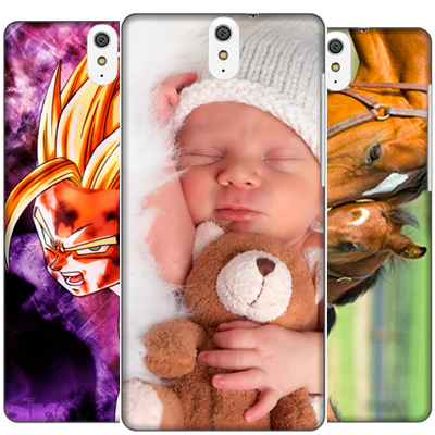 coque personnalisée Sony Xperia C5 Ultra Dual