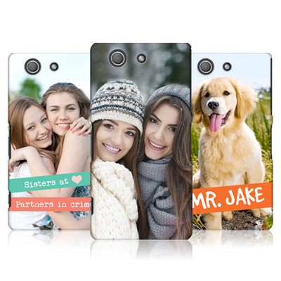 Coque personnalisée Sony Xperia Z3 Compact