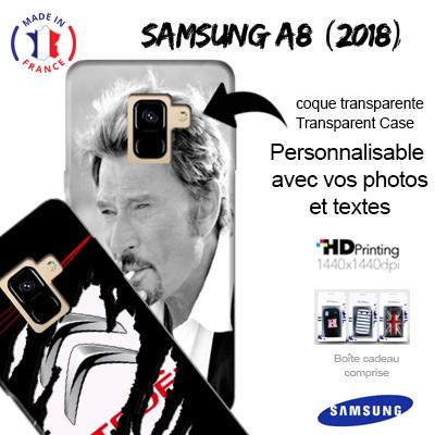 coque samsung a8 2018 sport