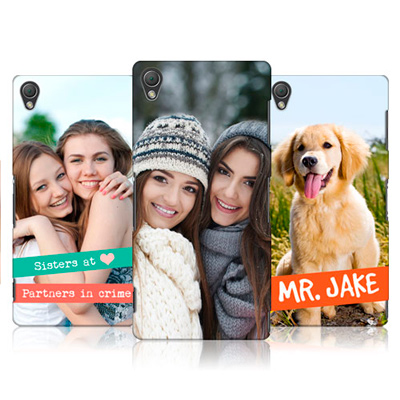 coque personnalisée Sony Xperia Z3+