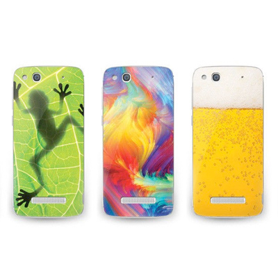 coque personnalisee Alcatel One Touch Idol Alpha