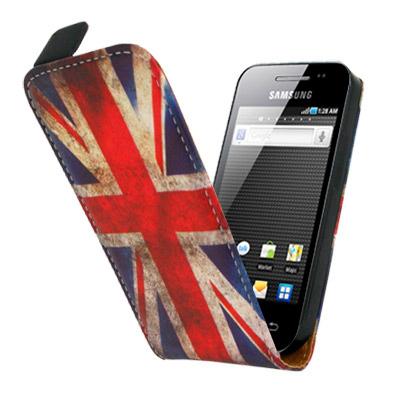 Housse Samsung Galaxy Ace S5830 avec rabat personnalisée