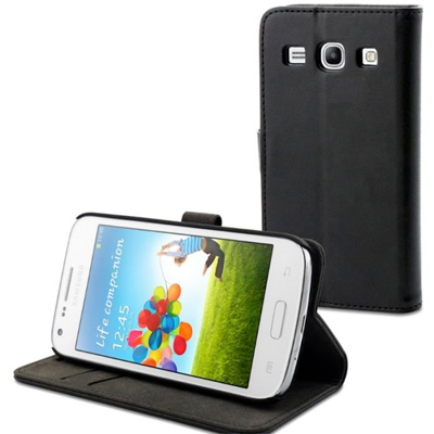 Housse portefeuille personnalisée Samsung Galaxy Grand Lite i9060