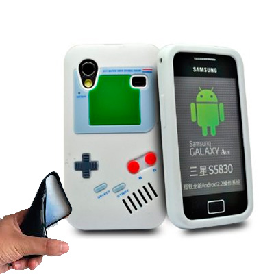 Silicone personnalisée Samsung Galaxy Ace S5830
