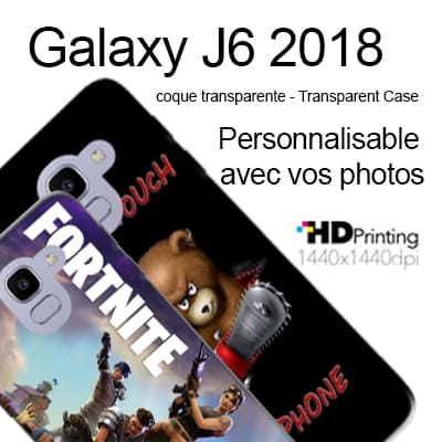 coque galaxy j6 manga