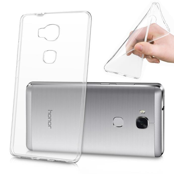 huawei honor 5x coque en silicone